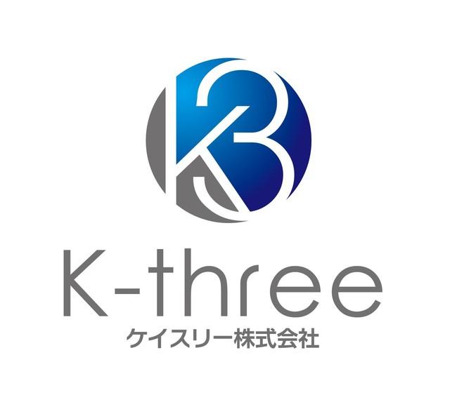 K-three's logo